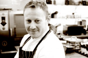 Borderfields' food champion Kenny Atkinson who is supporting the competition
